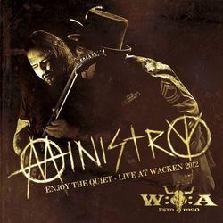 Ministry - Enjoy The Quiet - Live At Wacken 2012 z kategorii Muzyczne DVD