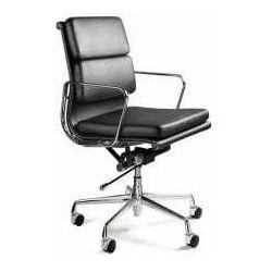 Fotel wye low czarny ekoskóra - zadzwoń i złap rabat do -10%! telefon: 601-892-200 marki Unique meble