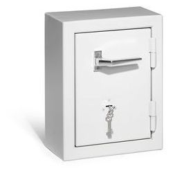 Szafka na klucze, 42 haczyki, zamek mechaniczny na klucz, 420x350x200 mm