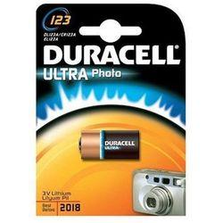 bateria foto litowa Duracell CR123 - produkt z kategorii- Baterie