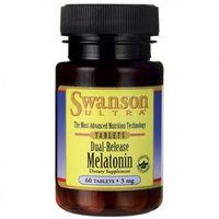 Tabletki Melatonina 3mg (3000mcg) podwójne uwalnianie 60 tabletek