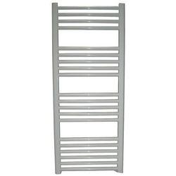 Grzejnik łazienkowy wetherby wykończenie proste, 600x1200, biały/ral - paleta ral marki Thomson heating