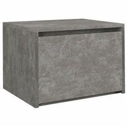 Producent: elior Industrialna szafka nocna reja - beton
