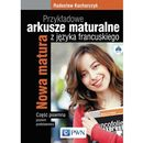 Przykładowe arkusze maturalne z języka francuskiego Część pisemna Poziom podstawowy + CD, oprawa broszurowa