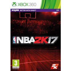 NBA 2K17 z kategorii [gry XBOX 360]