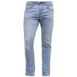 TOM TAILOR DENIM CULVER Jeansy Slim fit destroyed light stone wash