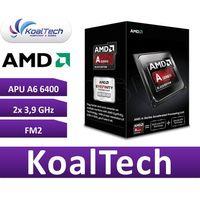 Procesor AMD APU A6 6400K BE 3900 MHz FM2 Box (procesor)