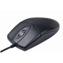 GEMBIRD MYSZ OPTYCZNA USB CZARNA (mysz)