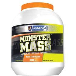 monster mass 3800g wyprodukowany przez Biogenix