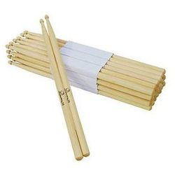 Dimavery  dds-2b drumsticks, maple, pałki perkusyjne