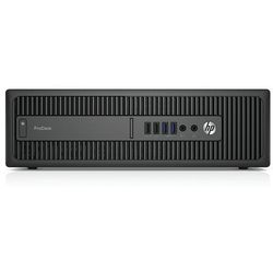HP EliteDesk 800 G2 T4J17EA - Intel Core i5 6500 / 8 GB / 128 GB / DVD+/-RW / Windows 10 Pro lub 7 Pro / p