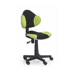 Fotel flash czarno-zielony - zadzwoń i złap rabat do -10%! telefon: 601-892-200 marki Halmar