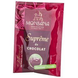 Monbana Supreme Chocolate o orzechowym smaku - saszetka 25g - produkt z kategorii- Kakao