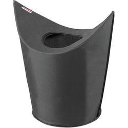 kosz na pranie 40 l, czarny marki Leifheit