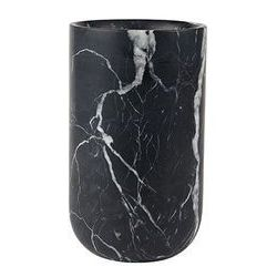 Zuiver  wazon fajen marmurowy czarny 8200034