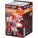 Osram® h7 night breaker® laser + 150%   box
