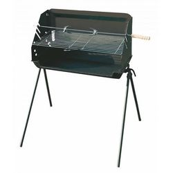 Grill ogrodowy FLORALAND prostokątny żeliwny MG840
