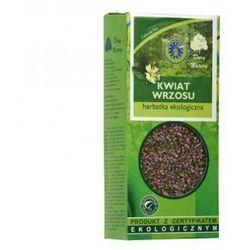 KWIAT WRZOSU herbatka ekologiczna - produkt z kategorii- Ziołowa herbata