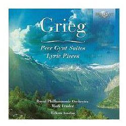 Grieg: Peer Gynt Suites Lyric Pieces - Wyprzedaż do 90% z kategorii Klasyczna muzyka dawna
