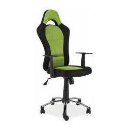 Fotel Q-039 zielono-czarny - ZADZWOŃ I ZŁAP RABAT DO -10%! TELEFON: 601-892-200, SM F Q039