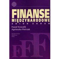 Finanse międzynarodowe Zbiór zadań