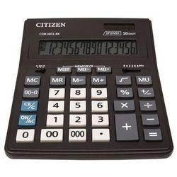 Kalkulator CITIZEN CDB1601-BK Czarny