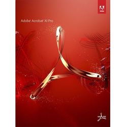 Adobe Acrobat XI Pro PL Win/Mac - CLP1 dla instytucji EDU - sprawdź w wybranym sklepie