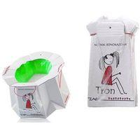 TRON Tron, jednorazowy, biodegradowalny nocnik dla Dzieci