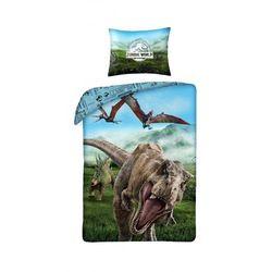 Pościel 140x200cm 1y37ov marki Jurassic world