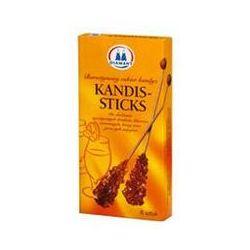 Diamant Kandissticks cukier bursztynowy 6 x 10 g (5907069000451)