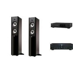 ONKYO A-9010 + C-N7050 + BOSTON ACOUSTICS A250 - wieża, zestaw hifi - zmontuj tanio swój zestaw na stronie z kategorii Zestawy Hi-Fi