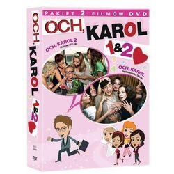 Galapagos films Och karol 1&2 pakiet (2 dvd)  7321997500056