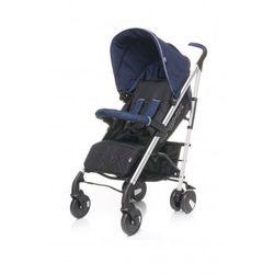 croxx wózek spacerowy spacerówka alu nowość navy blue, marki 4baby
