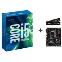 Intel i5-6600K+Z170A GAMING PRO CARBON+16GB 2400MHz