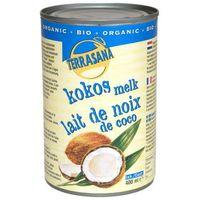 Mleko kokosowe bio marki Terrasana