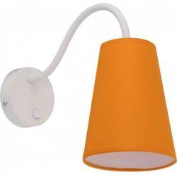 Wire colour dziecięca 2448 13cm pomarańczowy biały marki Tk lighting