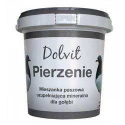 DOLFOS DG Dolvit Pierzenie mieszanka mineralna dla gołębi w okresie pierzenia 1kg - produkt z kategorii- pokarmy dla ptaków