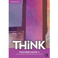 Think 2. Książka Nauczyciela, oprawa miękka