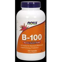 Witaminy B-100 B100 - 250 kapsułek