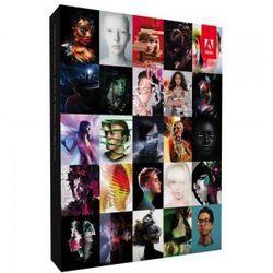 Adobe - oprogramowanie graficzne Master collection cs6 win eng upg z cs5
