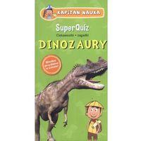 Dinozaury Superquiz Kapitan Nauka Tw (9788377882337)