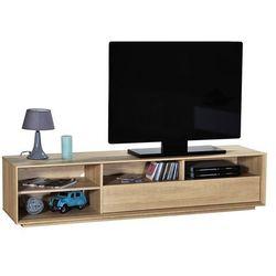Sciae Stolik pod telewizor norway, naturalny, 181x42 cm - 15sa9838