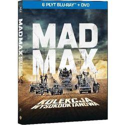 Mad Max. Kolekcja wysokooktanowa (Blu-ray) - George Miller, kup u jednego z partnerów
