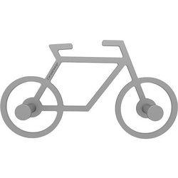 Wieszak ścienny bike  aluminium marki Calleadesign