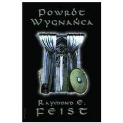 POWRÓT WYGNAŃCA KONKLAWE CIENI 3 Feist Raymond (kategoria: Fantastyka i science fiction)