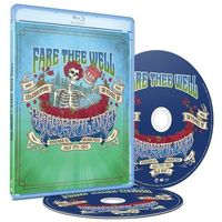 Fare Thee Well (Blu-ray) - Grateful Dead
