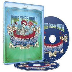 Fare Thee Well (Blu-ray) - Grateful Dead