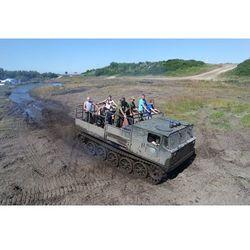Przejażdżka Gąsienicowym Ciągnikiem Artyleryjskim ATS-59G - Gorzów Wielkopolski z kategorii Upominki