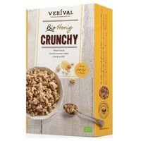Crunchy Miodowe 375g - Verival - EKO