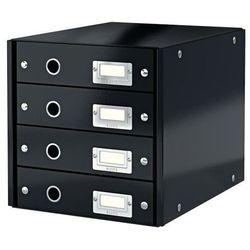 Leitz pojemnik, szafka click & store z 4 szufladami (10k269a) darmowy odbiór w 20 miastach!